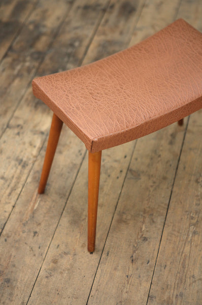 Sweet Curved Footstool - Forest London