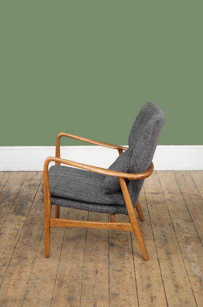 Low Back Armchair 2 by Madsen & Schubell