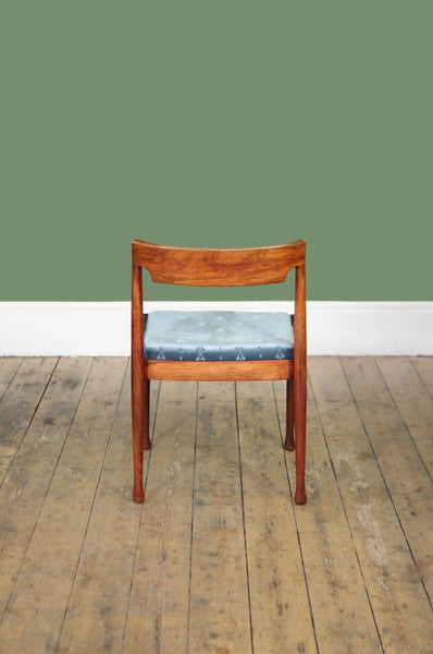 Distinctive Set of Rosewood Dining Chairs