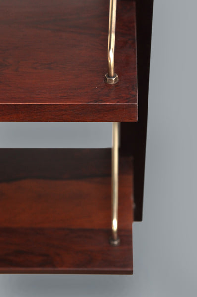 Set of Three Rosewood Shelves by Poul Cadovius - Forest London