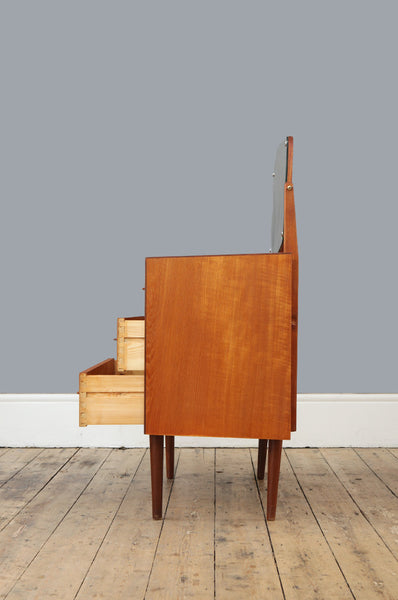 Danish Teak Dressing Table
