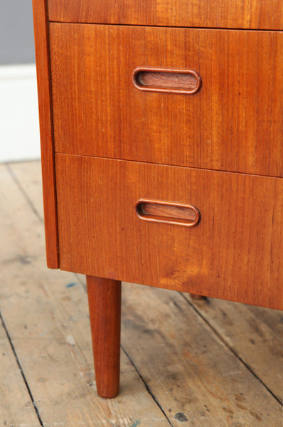 Teak Danish Chest of Drawers