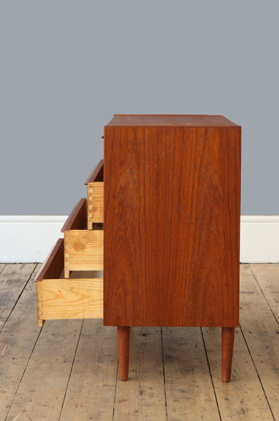 Short Sweet Chest of Drawers