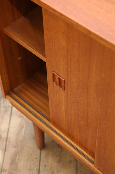 Small Teak Sideboard - Forest London