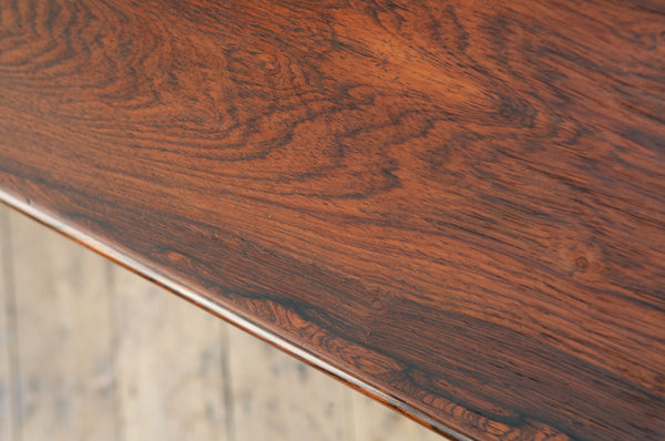 Rosewood Bedside Table