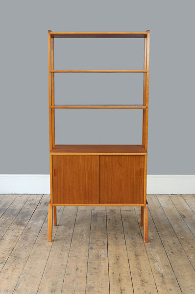 Teak Shelving Unit