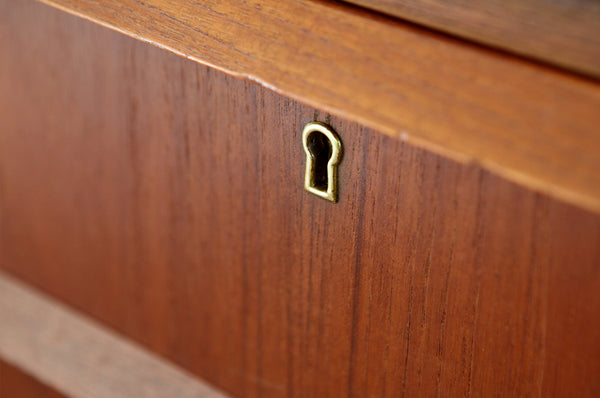 Danish Teak Chest of Drawers