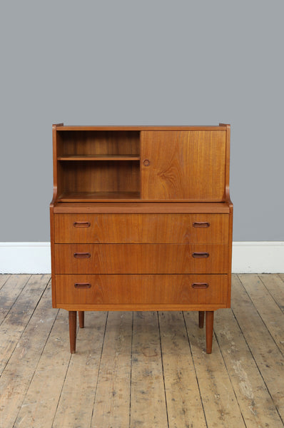 ON SALE // Danish Teak Bureau
