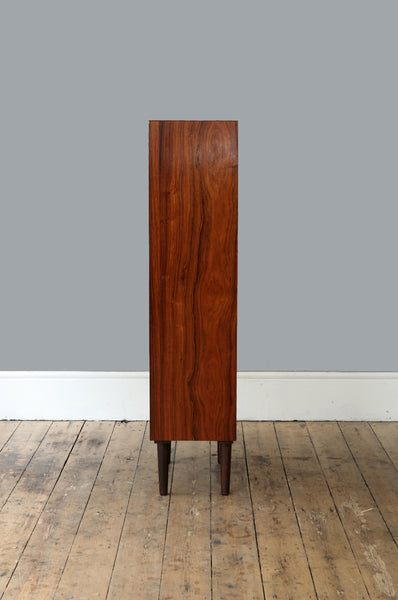 Danish Rosewood Bookcase