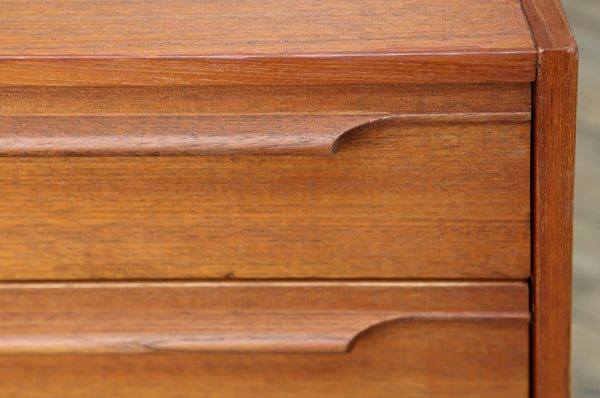 Teak Bedside Chest