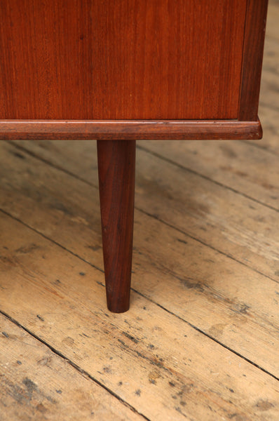 Handsome Teak Chest of Drawers