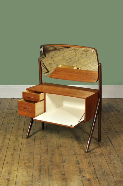 Danish Dressing Table - Forest London