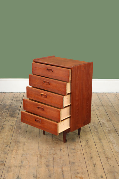 Compact Dutch Chest - Forest London