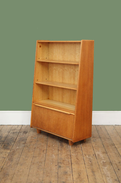ON SALE// Oak Bookcase by Cees Braakman
