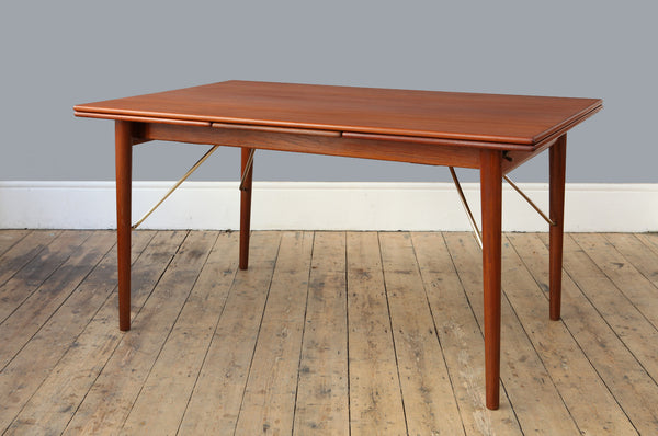Extendable Dining Table for Søborg Møbelfabrik