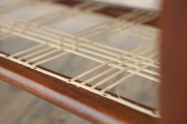 Dutch Rattan Coffee Table