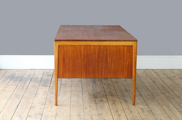 Teak Desk by Clausen and Maerus