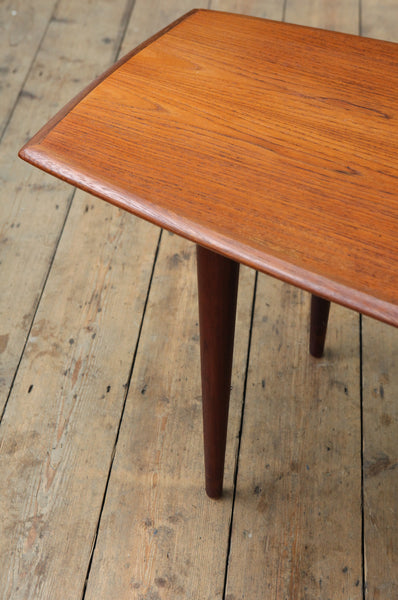 Classic Teak Coffee Table - Forest London