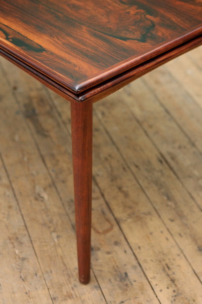 Extendable Rosewood Dining Table