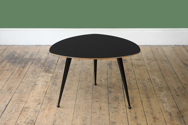 Glossy Black Coffee Table
