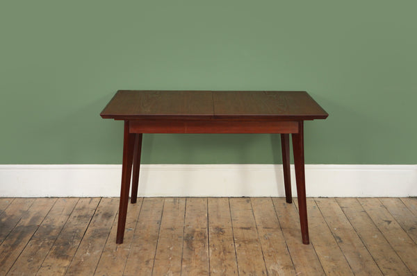 ON HOLD - Extendable Dining Table by Louis van Teeffelen