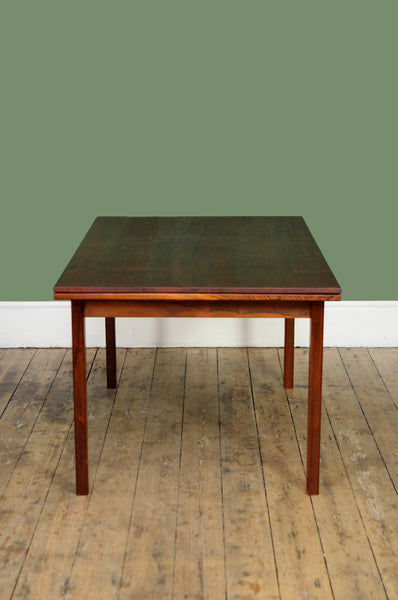 ON SALE// Extendable Rosewood Dining Table