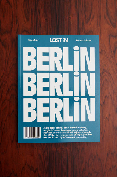 Lost In... Berlin Travel Guide