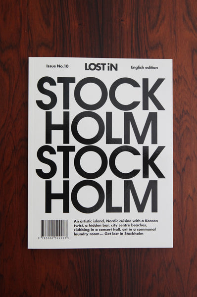 Lost In... Stockholm Travel Guide