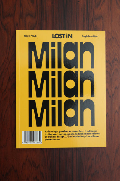 Lost In... Milan Travel Guide