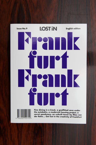 Lost In... Frankfurt Travel Guide - Forest London