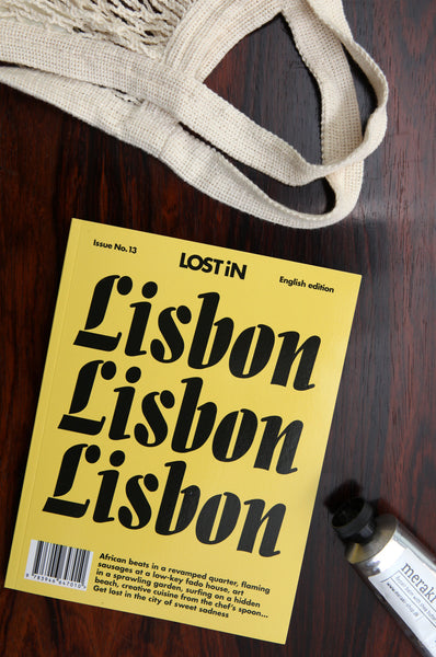 Lost In... Lisbon Travel Guide