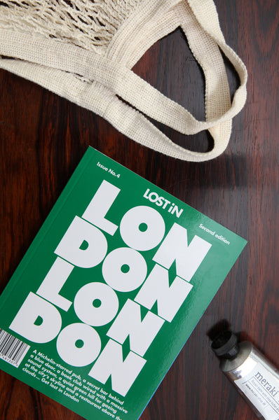 Lost In... London Travel Guide