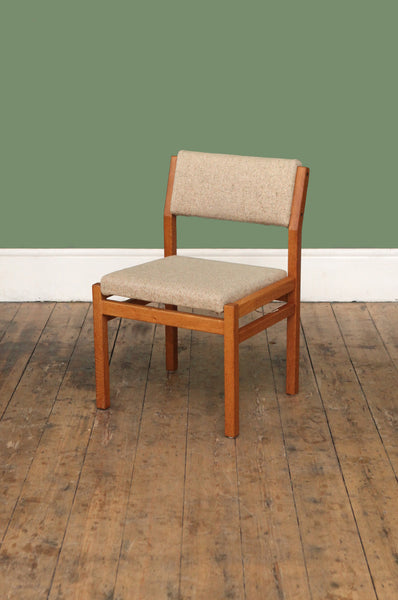 Oak Chair by Cees Braakman