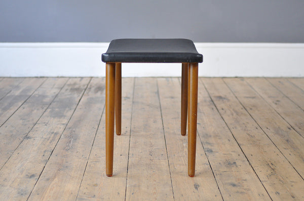 Flared Danish Footstool
