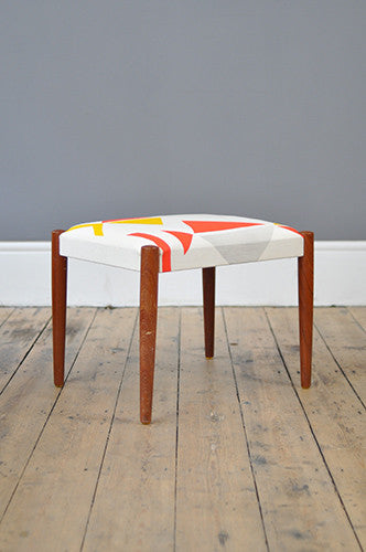 TG X F Handsome Footstool - Forest London