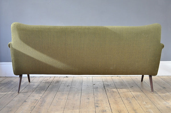 Eye Catching Danish 3-Seater Sofa