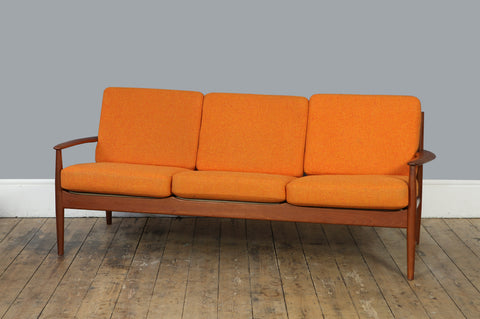 Model 118 Sofa by Grete Jalk