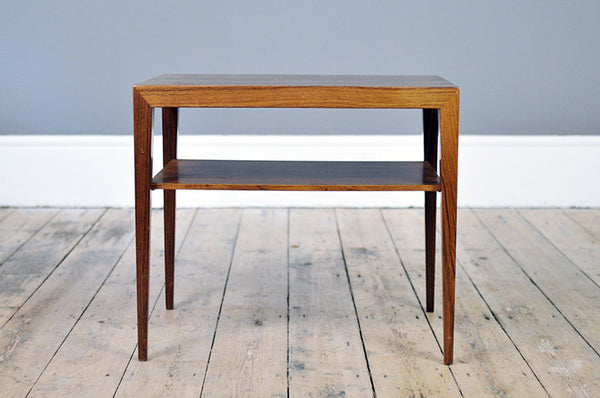 Haslev Side Table - Forest London