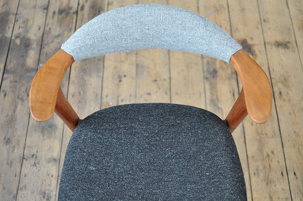 Cow Horn Chair by Erik Kirkegaard