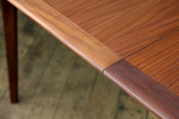 Teak Dining Table by Louis van Teeffelen