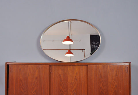 Large Tom Trimmins Contemporary Mirror