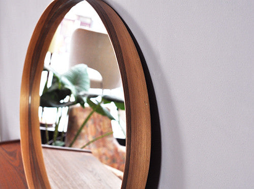 Medium Tom Trimmins Contemporary Mirror