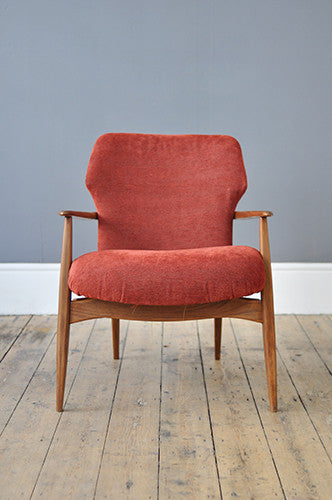 Low Back Louis Van Teeffelen Armchair