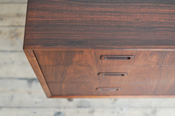 Rosewood Chest Of Drawers