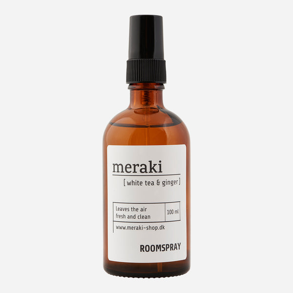 Meraki White Tea & Ginger Room Spray