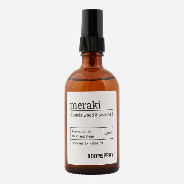 Meraki Sandalwood & Jasmine Room Spray - Forest London