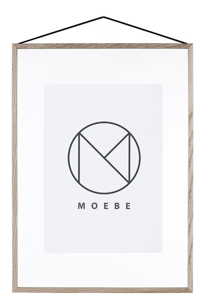 A2 Oak Frame by Moebe - Forest London