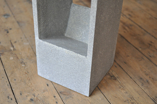 Contemporary Magazine Rack - Forest London