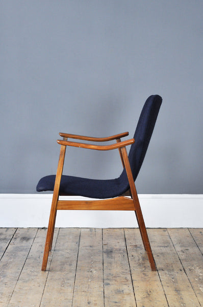 Louis van Teeffelen Occasional Chair - Forest London