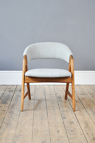 Oak Framed Armchair